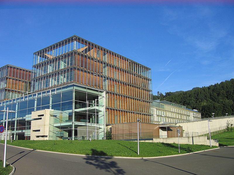 4. Centrum Sprawiedliwo�ci Leoben, Austria
