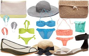 Nowa kolekcja pla�owa Oysho - wiosna/lato 2012