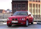 BMW Seria 3 Compact [E46] 01-03, rok produkcji 2001, coupe, widok przedni lewy, samoch�d 3-drzwiowy, kolor czerwony jasny