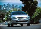 PEUGEOT 307 01-05, rok produkcji 2001, coupe, widok przedni prawy, samoch�d 3-drzwiowy, kolor silver grey