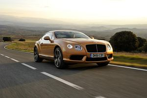 Bentley Continental V8 | Galeria