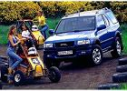 OPEL Frontera 98-04 1999 hardtop przedni lewy - Zdj�cia