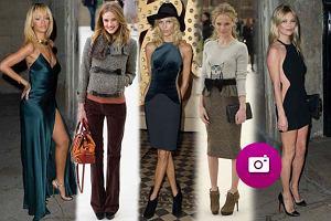 Gwiazdy na London Fashion Week
