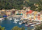 Portofino, W�ochy. Portofino to s�ynne miasteczko W�oskiej Riwiery. Le�y w regionie Liguria, w prowincji Genua i nale�y do najbardziej ekskluzywnych miejscowo�ci we W�oszech. Zdaniem wielu, Portofino to najpi�kniejszy port Morza �r�dziemnego. Portofino to piaszczyste pla�e, urokliwa architektura, wspania�e restauracje i wiele, wiele wi�cej...