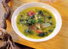 Zupa maślana z warzywami i czarnym kminkiem - ugotuj