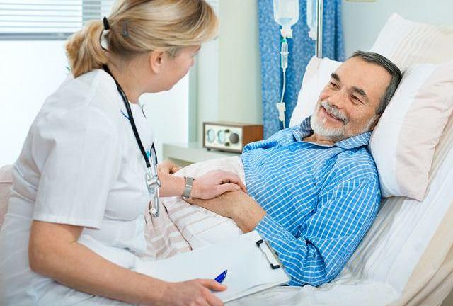 Zapalenie gruczołu krokowego dosyć często dotyka mężczyzn w wieku 40-50 lat