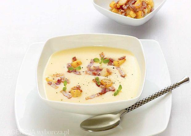 Zupa krem chrzanowy