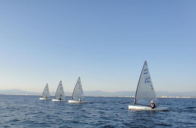 Zgrupowanie Finnistów na Majorce