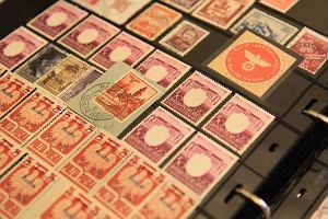 Zobacz pierwszy polski znaczek pocztowy [ZDJ�CIA]