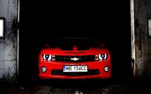 Za kierownicą Chevroleta Camaro | Wideo