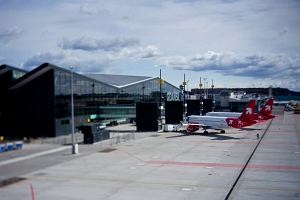 Rozbudowa lotniska w Gda�sku zako�czona. Teraz czas na nast�pne inwestycje