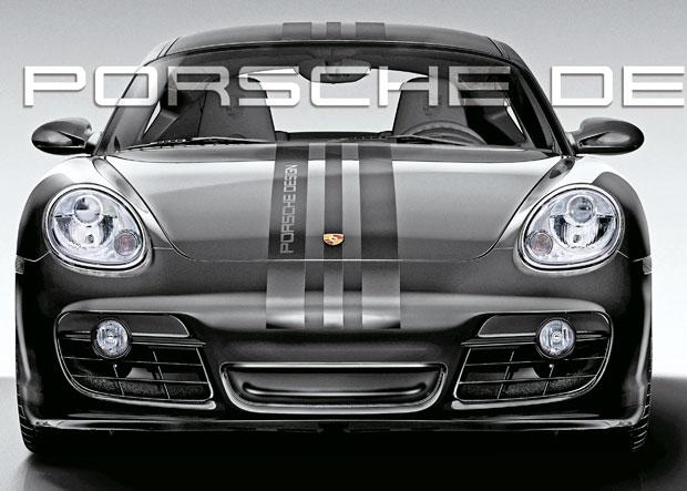 Kup samochód Porsche I jeszcze jakieś gadżety