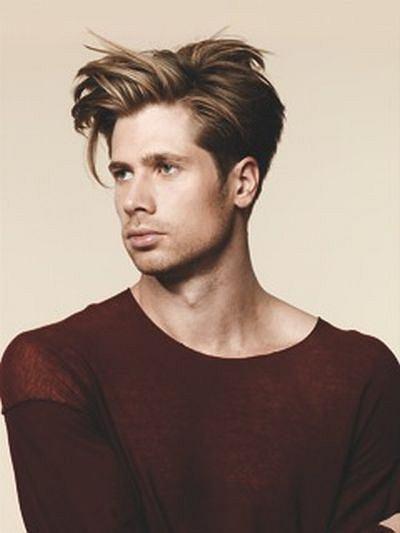 Męskie Fryzury 9 Modnych Trendów