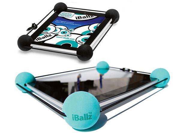 Kulki chroniące iPada: iBallz