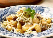 Gnocchi z grzybami i gorgonzolą - ugotuj