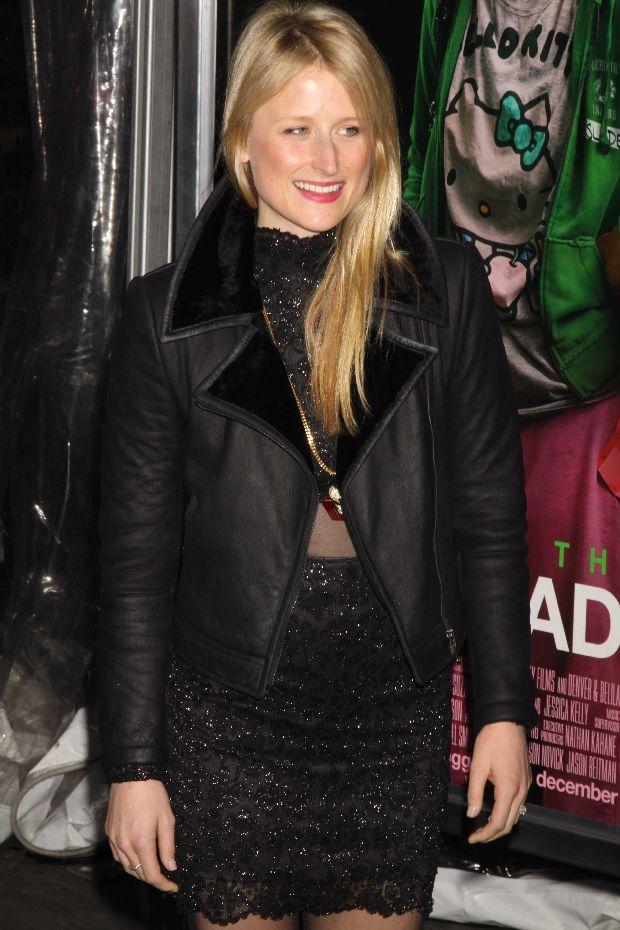 Dec. 8, 2011 - New York, New York, U.S. - MAMIE GUMMER.at the World Premiere of ''Young Adult''. at Ziegfeld Theatre 12-08-2011. 2011.(Credit Image: ? John Barrett/Globe Photos/ZUMAPRESS.com)