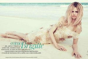 Hailey Clauson jako nowa Brigitte Bardot. Podobna?