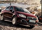 Fiat Linea - facelifting