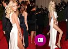 Odwa�na stylizacja Anji Rubik na Met Gala 2012 - hit czy kit?