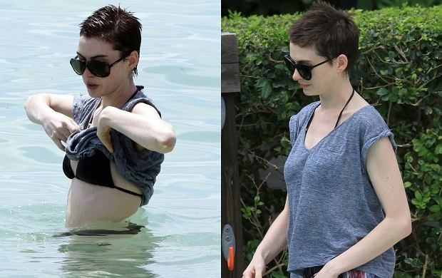 Anne Hathaway.