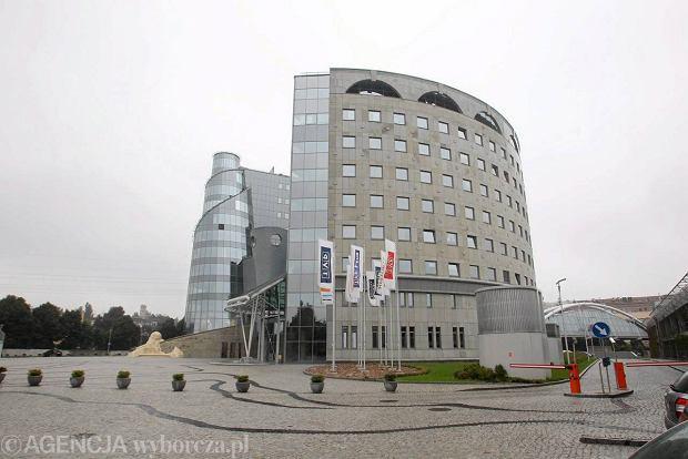 Siedziba TVP na ul. Woronicza w Warszawie