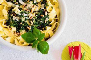 Zielone pesto. Pomys�y na obiad dla zabieganych