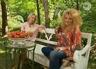 Magda Gessler zaprosi�a telewizj� do swojego ogrodu!