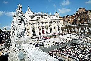 Watykan rozchodzi si� z Rzymem