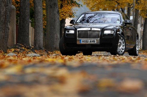 Rolls Royce Ghost Extended Wheelbase | Test -