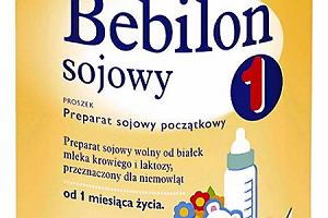 Preparaty dla niemowląt zagrożonych alergią i dzieci na dietach eliminacyjnych.