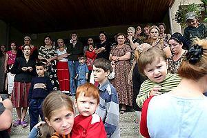 Bandyci pobili czecze�skich uchod�c�w