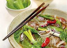 Zupa wiosenna po wietnamsku - ugotuj