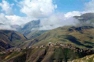 Azerbejdżan. Czary w kaukaskim Hinaługu