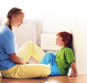 Sztuka rozmowy z dzieckiem -
