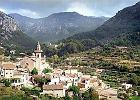 Miasteczko Valdemossa na Majorce