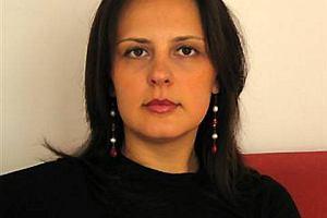 Bożena Jurecka, właścicielka firmy Itabo promującej w Polsce włoskie produkty