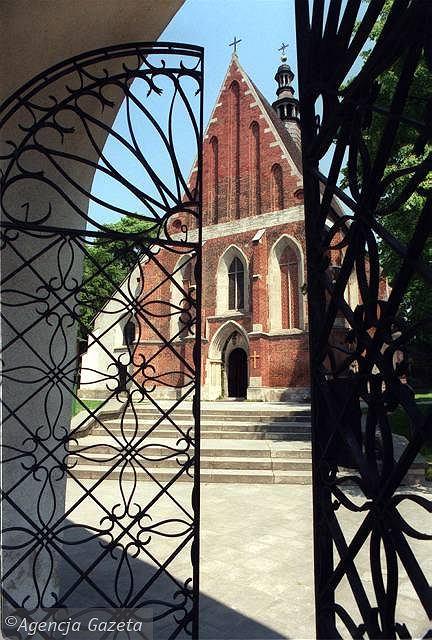 Gotycki kościół św. Władysława z 1355 r. / Fot. Marzena Hmielewicz