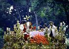 Hiszpania. Malaga - Semana Santa w blasku świec