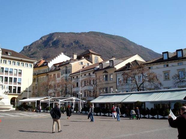 List z Bolzano. Odwiedziny u Cz�owieka Lodu