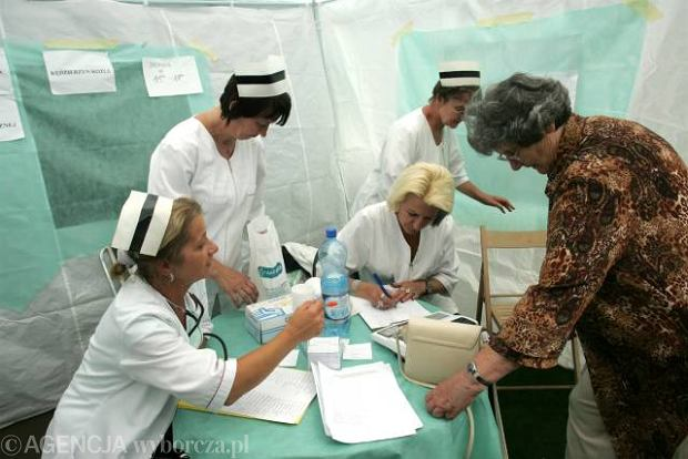 Kontrakty sprawią, że pielęgniarki będą zdrowe?