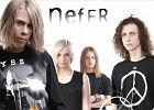 Nefer - wschodząca polska gwiazda na miarę Tokio Hotel!