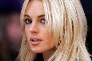 Lindsay Lohan trafi�a do kostnicy!