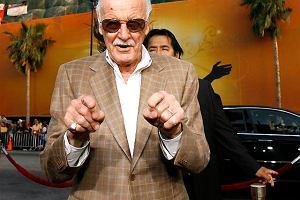 Stan Lee, słynny twórca komiksowych herosów będzie bohaterem filmu