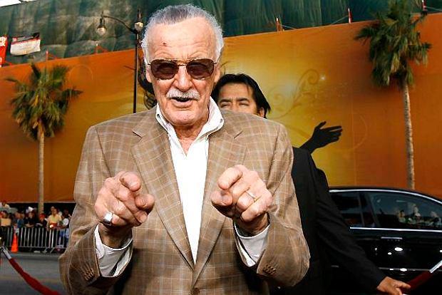 Stan Lee, s�ynny tw�rca komiksowych heros�w b�dzie bohaterem filmu