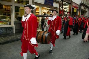 Festiwale w piwa w Belgii