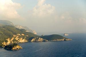 Korfu-  600 km2 szczęścia