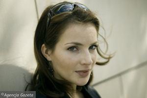 Anna Dereszowska zostanie sama z dzieckiem?