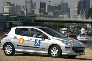 Światowy rekord w zużyciu paliwa