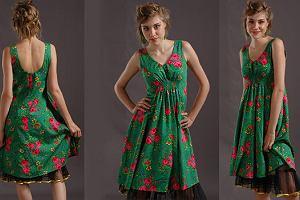Ludowa sukienka