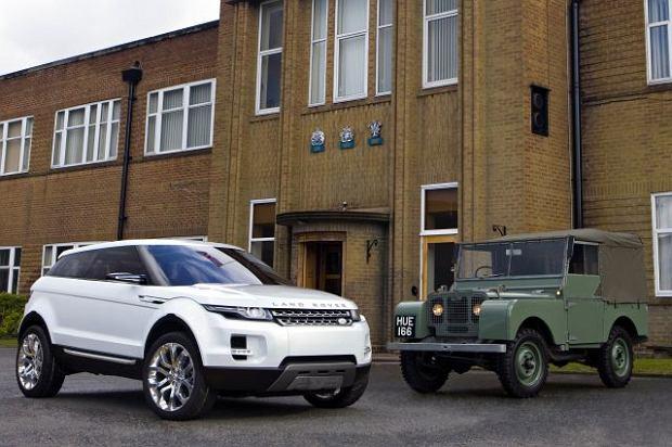 Land Rover - historia w pigu�ce